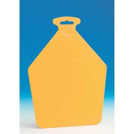 Planche de mélange à mastic en plastique