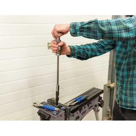 Kit d'extracteur pour roulements intérieurs borgnes