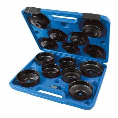 Kit de cloches pour filtres à huile
