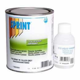 Mastic pistolable garnissant SPRINT F18 1L
