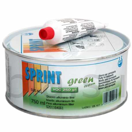 Mastic aluminium flexible SPRINT S20 - 750ml