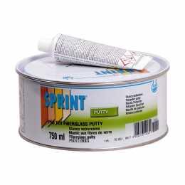 Mastic fibre de verre SPRINT P50 - 750ml