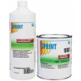 Pack Apprêt phosphatant anti-corrosion 2k gris 2 litres SPRINT F99 + C99