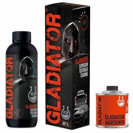 GLADIATOR - Revêtement de protection acrylique bi-composant 1L.