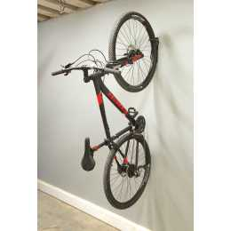 Support vélo mural