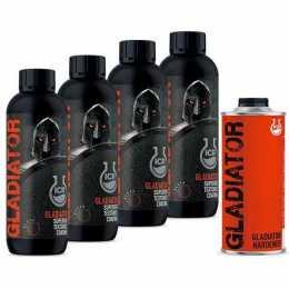 GLADIATOR - Revêtement de protection acrylique bi-composant Pack de 4L.