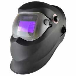 Masque de soudeur automatique avec régulateur manuel