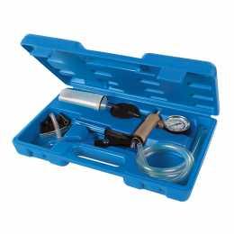Pompe à vide et outils de purge pour systèmes de freinage et d'embrayage