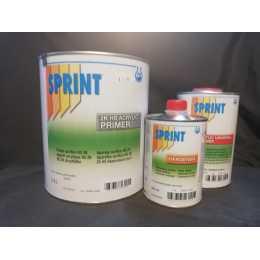 Pack apprêt acrylique HS-2k SPRINT F57 Gris 2,5L