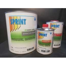 Pack apprêt acrylique gris foncé ultra rapide HS-2k SPRINT F78