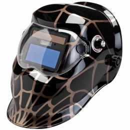 Masque de soudeur solaire automatique spider.