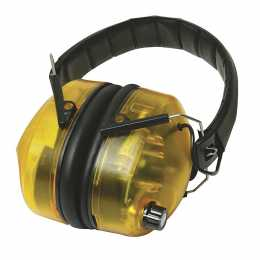 Casque anti-bruit électronique SNR 30 dB