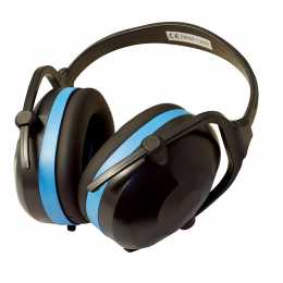 Casque anti-bruit pliable SNR 30 dB