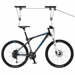 Outillage vélo - range vélo plafond