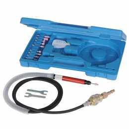 Outillage pneumatique - Coffret meuleuse pneumatique de précision.
